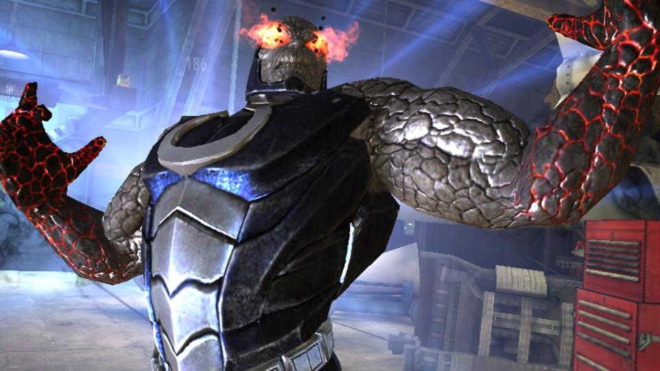 Ios android injustice breaking news the apokolips challenge is
