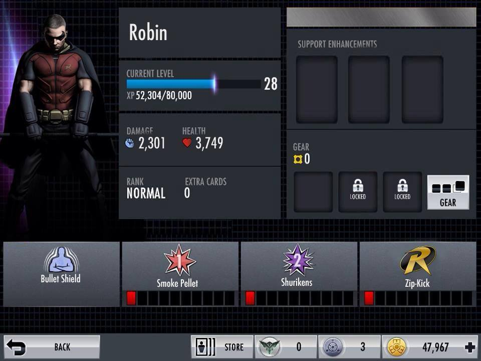 Alfa img showing gt next challenge on injustice