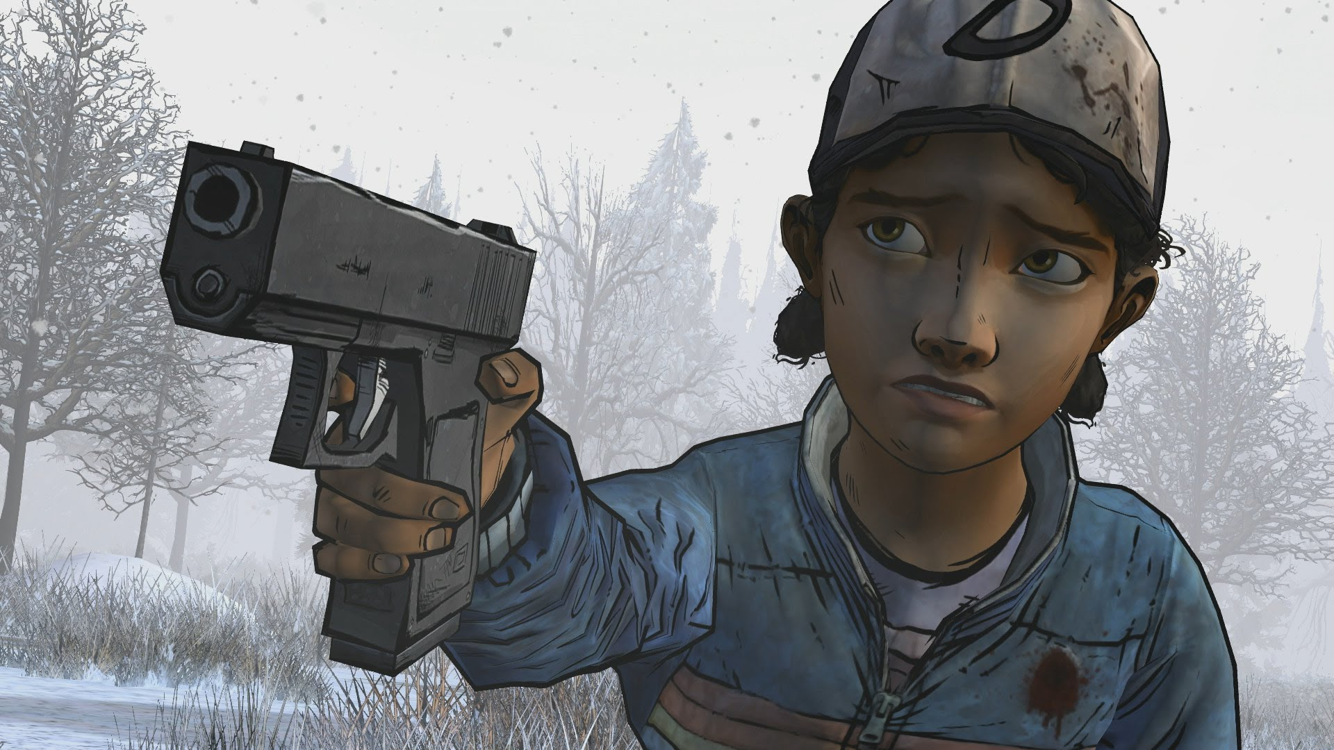The walking dead season 2 review stuck in the middle with you