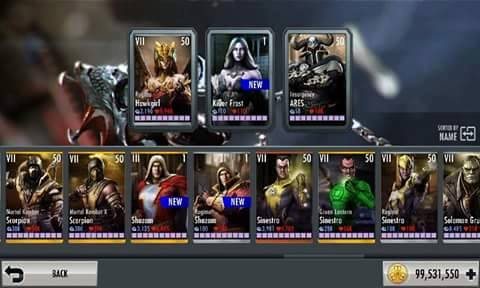 iOS/Android Injustice Breaking News: Regime Hawkgirl | WASDuk