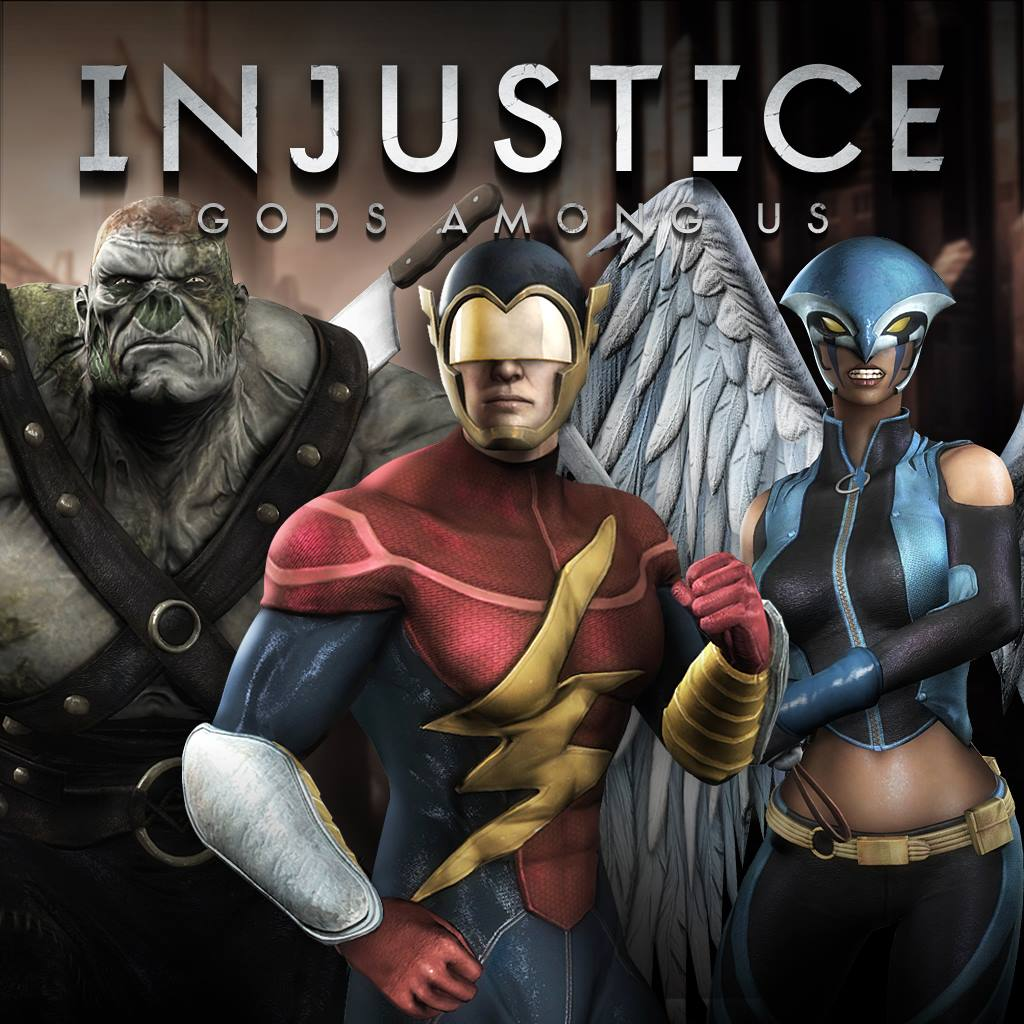 iOS/Android Injustice: Future Packs & Challenges to Come ...