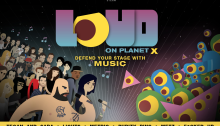LOUD-on-Planet-X