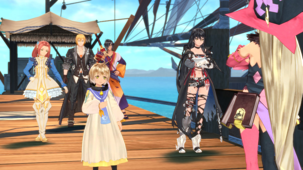 tales of beseria preview